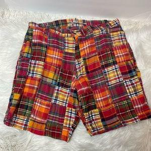 Berle Vintage • Plaid Shorts